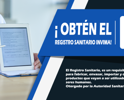 Banner Registro Sanitario Invima - W Quiroga Abogados S.A.S